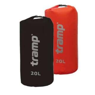 Гермомешок Tramp Nylon PVC 20 красный, TRAMP