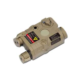 G&G Battery Box w/ Laser Pointer-DST