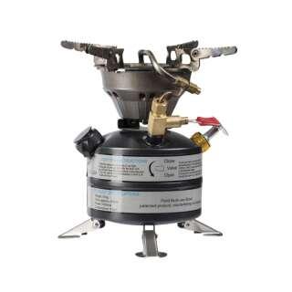 Пальник бензинова американська US PETROL STOVE M-95, [019] Black, Mil-tec