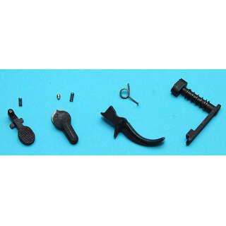 G&P комплект стальных деталей для M16/M4