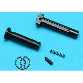 G&P Receiver Assemble Pin Set M4/M16