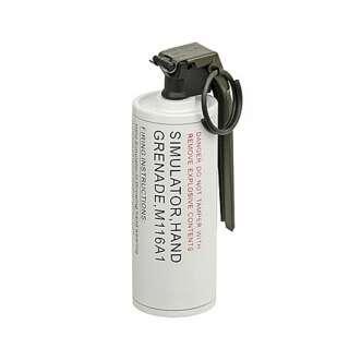Граната M116A1 - емкость для газа [ACM], noname