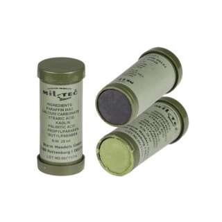 Грим-карандаш для лица (олива-черный), [1266] Оливковый/чёрный, Sturm Mil-Tec®