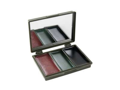 Грим маскировочный 3-цветный, US Woodland, Helikon-Tex®