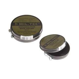 Гуталин Mil-Tec 80GR. Black, Mil-Tec Sturm
