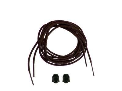 Haix шнурки коричневі 205 см