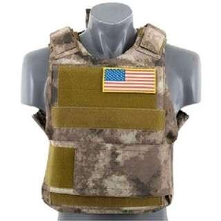 Жилет PT TACTICAL BODY ARMOR, A-TACS AU, 8Fields