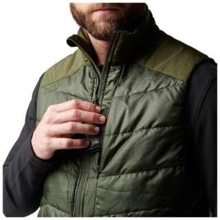 Жилет утеплений 5.11 Peninsula Insulator Packable Vest, [191] Moss, 5.11 ®