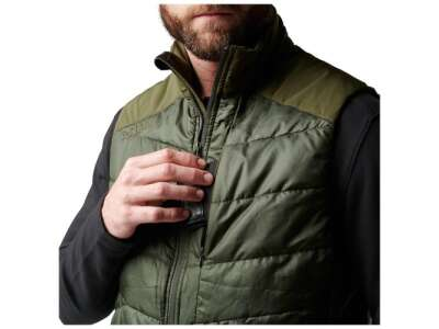 Жилет утеплённый 5.11 Peninsula Insulator Packable Vest, [191] Moss, 5.11 Tactical®