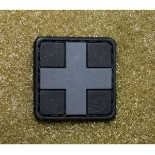 JTG Red Cross Medic 25mm Patch BlackOps