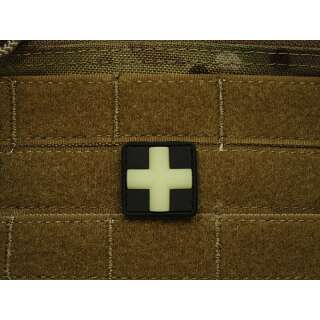 JTG Red Cross Medic 25mm Patch GID
