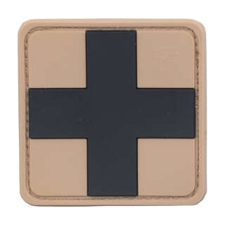 JTG Red Cross Medic Patch Desert/Black