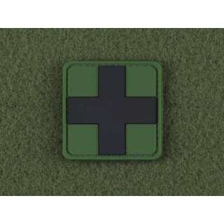 JTG Red Cross Medic Patch Forest