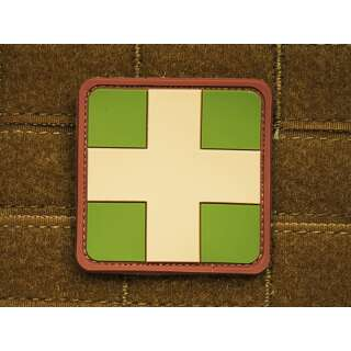 JTG Red Cross Medic Patch Multicam