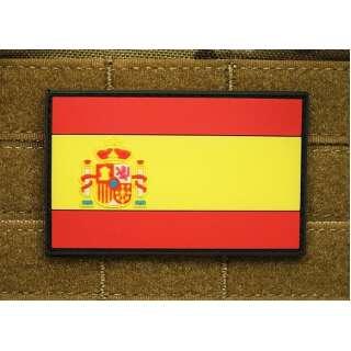 JTG Spain Flag Patch Fullcolor