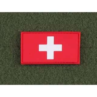 JTG Swiss Flag Patch Fullcolor