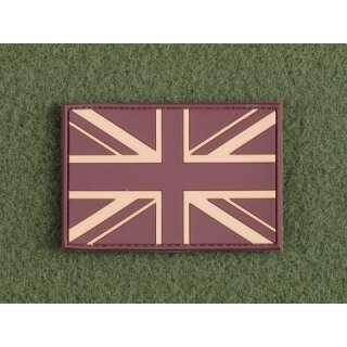 JTG UK Flag Large Patch DarkDesert