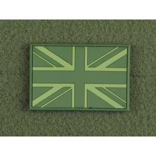 JTG UK Flag Large Patch Forest