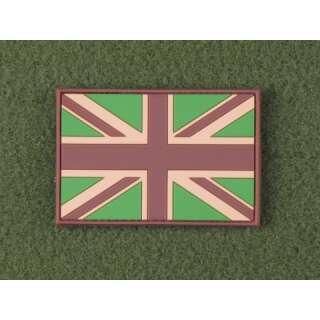 JTG UK Flag Large Patch Multicam