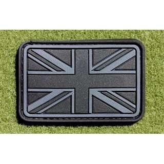 JTG UK Flag Patch BlackOps