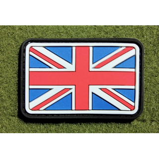 JTG UK Flag Small Patch Fullcolor