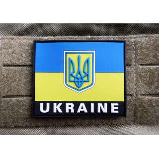 JTG Ukraine Flag Patch Fullcolor
