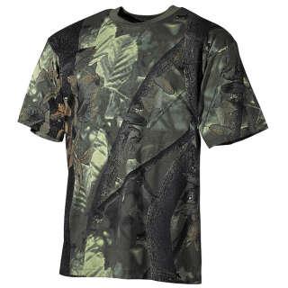 Камуфльований футболка (Hunter green) - (Max Fuchs)