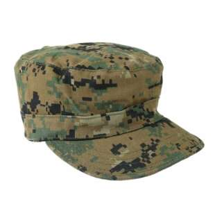 Кепка BDU - PolyCotton Twill, USMC Digital Woodland, Tru-Spec