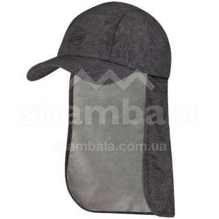 Кепка Buff BIMINI CAP zinc dark grey (BU 119526.951.10.00)