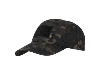 Кепка тактическая камуфляжная 5.11 MultiCam Flag Bearer Cap (MultiCam Black), 5.11 ®