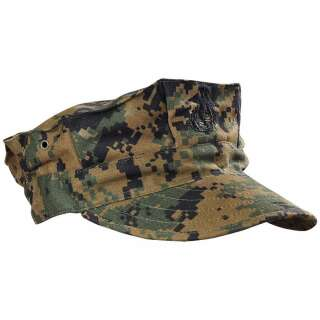 Кепка USMC - PolyCotton Twill, USMC Digital Woodland, Helikon-Tex®