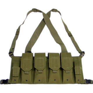 King Arms 5.56 Chest Rig OD