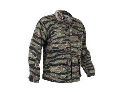 Китель BDU - PolyCotton Twill, Tiger Camo -126 грн., Helikon-Tex