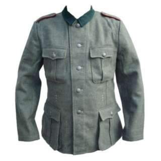 Китель полевой Вермахт M36 Историческая копия (под заказ), [182] Olive, Sturm Mil-Tec® Reenactment