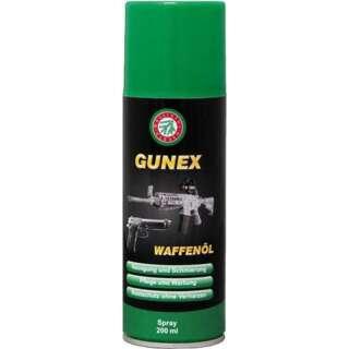 Klever Ballistol масло збройова Gunex 200мл спрей