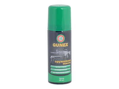 Klever Ballistol масло оружейное Gunex 50мл спрей
