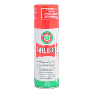 Klever Ballistol олія універсальна 200мл спрей