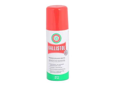 Klever Ballistol масло универсальное 50мл спрей