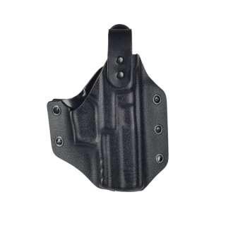 Кобура пластиковая поясная ПК9 (Black), A-line®