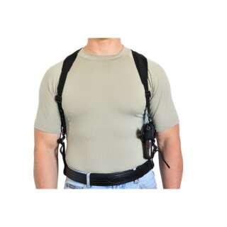 Кобура синтетическая плечевая/поясная со скобой, [019] Black, A-line®