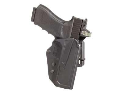 Кобура тактическая 5.11 Tactical ThumbDrive Holster для Glock 19/23 (правша), [019] Black, 5.11 Tactical®