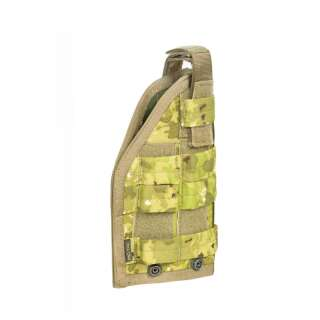 Кобура универсальная MOLLE UTH (Universal Tactical Holster), [1234] Камуфляж Жаба Полевая, P1G-Tac®