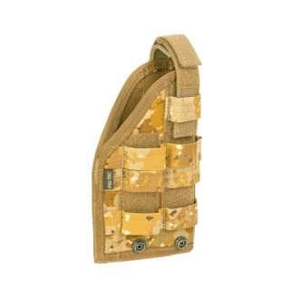 Кобура универсальная MOLLE UTH (Universal Tactical Holster), [1235] Камуфляж Жаба Степная, P1G-Tac®