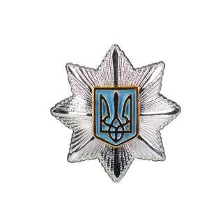 Кокарда поліції України