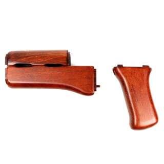 Комплект деревянных деталей для AK-47S [SRC], noname