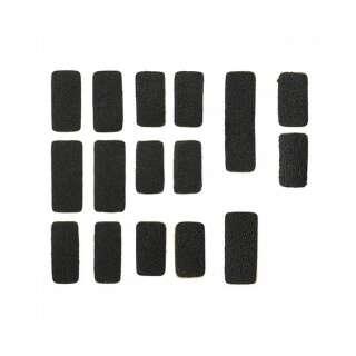 Комплект накладок на магазин [ACM], Black