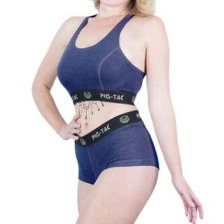 Комплект польового жіночої білизни TOMIRIS [1236] Jeans, P1G-Tac