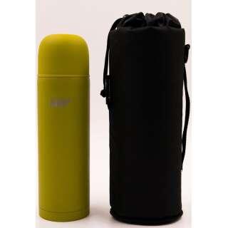 Комплект Термос Tramp Lite 2019 1,2 л оливковый + защитный утепленный чехол