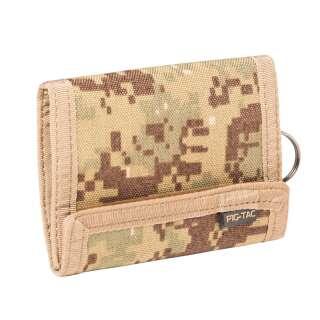 Гаманець DDW (Duty Day Wallet), [1307] SOCOM camo, P1G-Tac