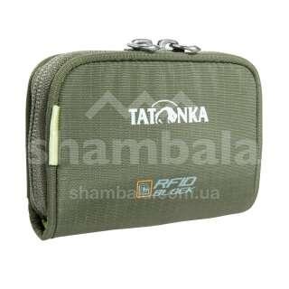 Гаманець кишеньковий Tatonka Plain Wallet RFID B, Olive (TAT 2903.331)